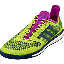 adidas Primeknit 2.0 Boost Indoor Shoes - Solar Yellow