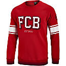 adidas Bayern Munich Grpahic Sweatshirt - FCB True Red & White