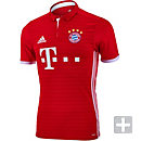 adidas Bayern Munich Authentic Home Jersey 2016-17