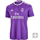 adidas Real Madrid Away Jersey 2016-17
