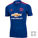 adidas Manchester United Authentic Away Jersey 2016-17