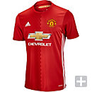 adidas Manchester United Home Jersey 2016-17