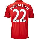 adidas Henrikh Mkhitaryan Manchester United Home Jersey 2016-17