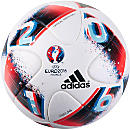adidas Euro 16 Official Match Ball - White & Bright Blue