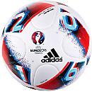 adidas Euro 16 Top Replique Soccer Ball - White & Bright Blue
