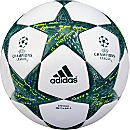 adidas Finale 16 Official Match Ball - White & Vapour Steel
