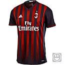 adidas Kids AC Milan Home Jersey 2016-17