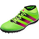 adidas ACE 16.3 Primemesh TF Soccer Shoes - Solar Green & Shock Pink