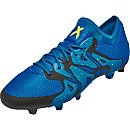adidas X 15.1 FG/AG - Solar Blue & Yellow