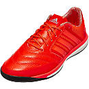 adidas Freefootball Boost Haters Indoor Shoes - Red and Black