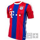 adidas Youth Bayern Munich Home Jersey 2014-2015