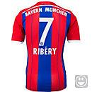 adidas Kids Ribery Bayern Munich Home Jersey 2014-15