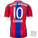 adidas Kids Robben Bayern Munich Home Jersey 2014-15