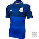 adidas Youth Argentina Away Jersey  World Cup 2014