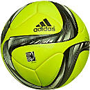 adidas Conext15 Official Winter Match Ball - Yellow and Black