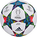 adidas Finale Berlin Official Match Soccer Ball - White and Blue