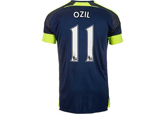 Puma Mesut Ozil Arsenal Jersey - 2016/2017 Arsenal Jerseys