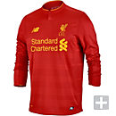 New Balance Liverpool L/S Home Jersey 2016-17