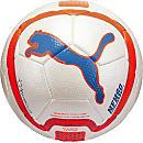 Puma Powerclub 2.0 Soccer Ball - Blue & Orange