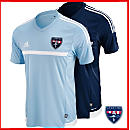 adidas Adult MLS 15 Match Jersey - Sporting Kaw Valley