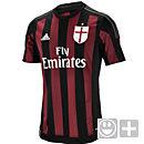 adidas Kids AC Milan Home Jersey 2014-15