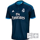 adidas Kids Real Madrid 3rd Jersey 2015-2016