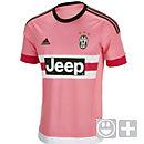 adidas Kids Juventus Away Jersey 2015-2016