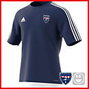 adidas Youth Estro 15 Jersey - Dark Blue - Sporting Kaw Valley - Boys Academy