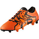 adidas X 15.1 Primeknit FG Soccer Cleats - Bold Orange