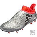 adidas Kids X 16+ PureChaos FG - Silver Metallic & Core Black