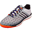 adidas ACE 15.1 VS Boost Indoor Shoes - Clear Grey and Metallic
