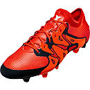 adidas X 15.1 FG/AG - Bold Orange & White