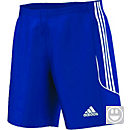 adidas Kids MLS 15 Bold Blue Match Short - Sporting Kaw Valley