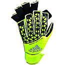 adidas ACE Zones Ultimate Goalkeeper Gloves - Yellow and Black