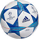 adidas Finale 15 Official Match Ball - White and Cyan