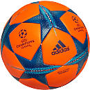 adidas Finale 15 Official Winter Match Ball - Orange and Blue
