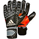 adidas Iker Casillas ACE Zones Pro Goalkeeper Gloves - White and Black
