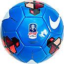 Nike FA Luma Soccer Ball  Blue with Mango