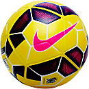 Nike Ordem 2 Hi-vis Match Ball - Yellow and Purple