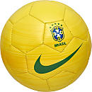 Brazil Skills Soccer Ball - Gold and Yellow
