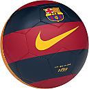 Nike Barcelona Skills Ball - Red and Blue