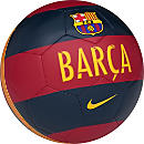 Nike Barcelona Prestige Soccer Ball - Red and Blue