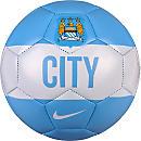 Nike Manchester City Prestige Soccer Ball - White & Field Blue