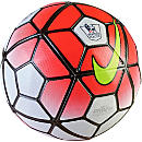 Nike EPL Ordem 3 Match Soccer Ball - White and Red