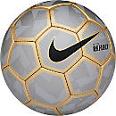 Nike SCCRX Flash Clube Futsal Ball - Reflective Silver & Metallic Gold