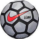 Nike Flash Clube Futsal Ball - Silver and Black