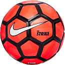 Nike Strike FC247 Soccer Ball - Red and Black