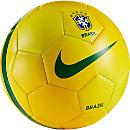 Nike Brazil Prestige Soccer Ball - Volt & Yellow