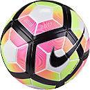 Nike Ordem 4 Match Ball - White & Bright Crimson