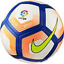 Nike Pitch Soccer Ball - La Liga - White & Orange
